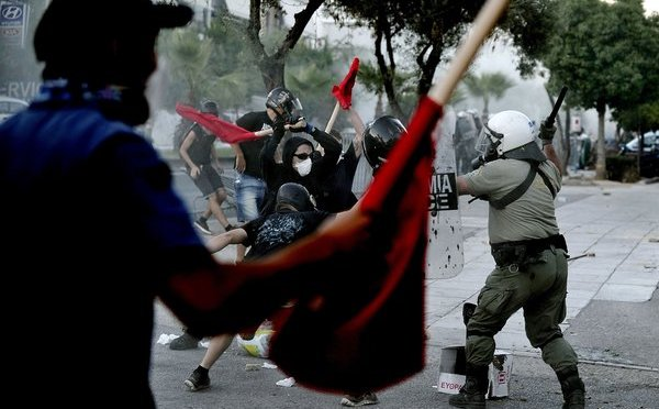 Greece And the Anti-Fascist Revolt