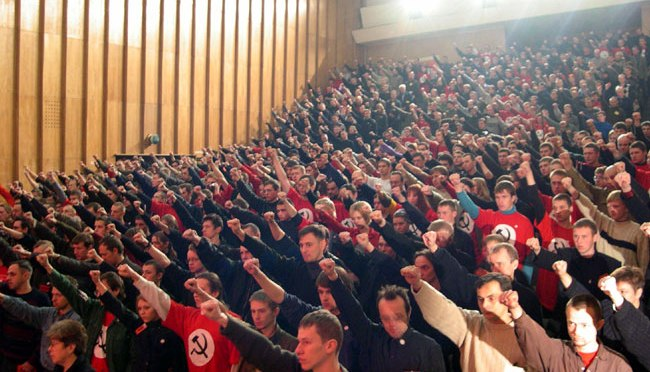 Life-Sentence Dolled Out to Russian Neo-Nazi Murderer