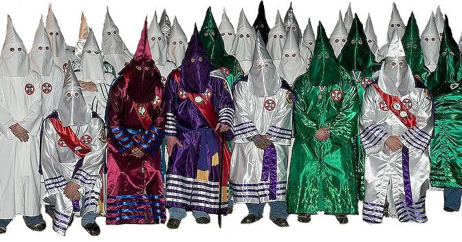 Gresham Residents Get Flyers from the Neighborhood Ku Klux Klan