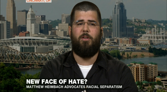 Banned From Entry: Trad Youth's Matt Heimbach Is Persona Non Grata