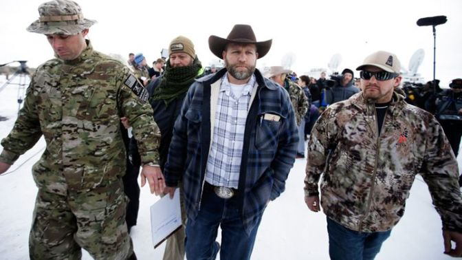 Why We Should Stop Calling the Malheur Militia Terrorists, and Start Calling Them Racists
