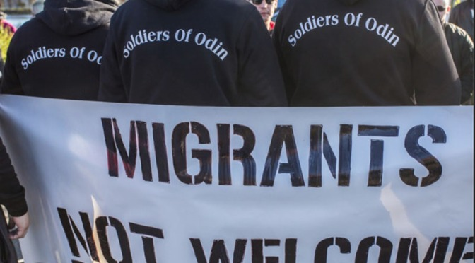 Soldiers of Odin Plan Meet-Up in Lodi Lake, CA on April 30th
