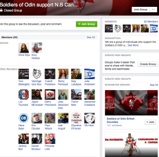 Soldiers of Odin NB