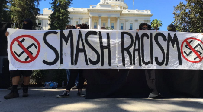 Donate to Antifa Sacramento's Fundraiser for Medical and Legal Support