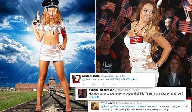 "Reality Star Tila Tequila Appears on Fash the Nation, Blames Jews, Immigrants, and ""Blacks"""