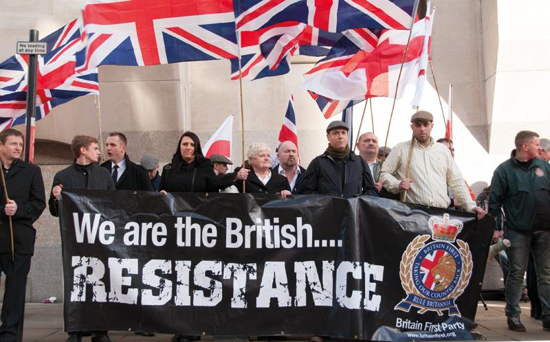 is britain racist