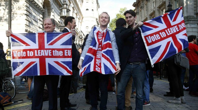 Mainstreaming Racial Nationalism: Brexit, Meta-Politics, and the Consequences of Left-Right Alliances