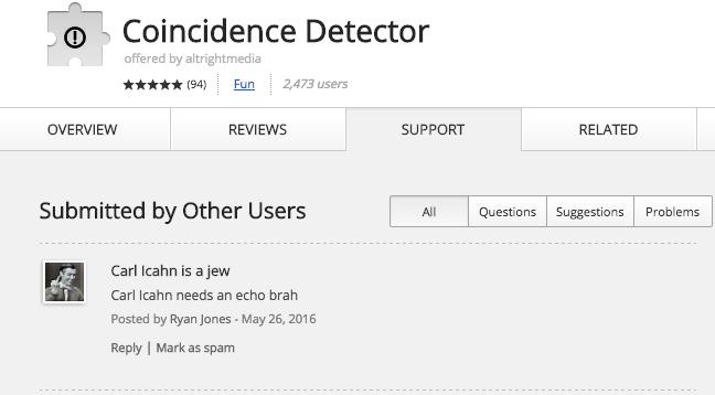 Google Drops the Anti-Semitic (((Echo))) App from App Store