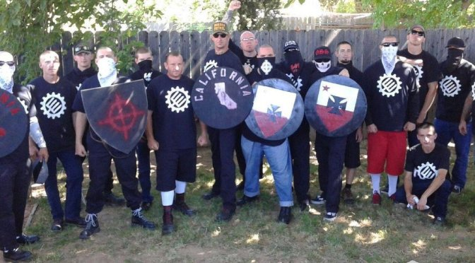 Nazis and TradYouth Attempting to Use Stabbings to Fundraise