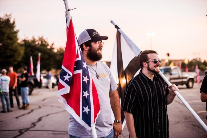"INDIANA: WHITE NATIONALISTS, NEO-NAZIS, AND ""PATRIOTS"" COLLABORATE FOR EVENT"