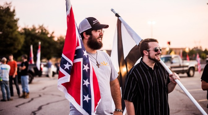 """INDIANA: WHITE NATIONALISTS, NEO-NAZIS, AND """"PATRIOTS"""" COLLABORATE FOR EVENT"""