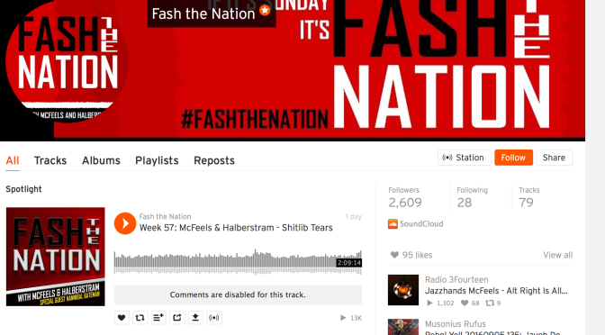 Why Is SoundCloud Supporting White Nationalist Podcasts?