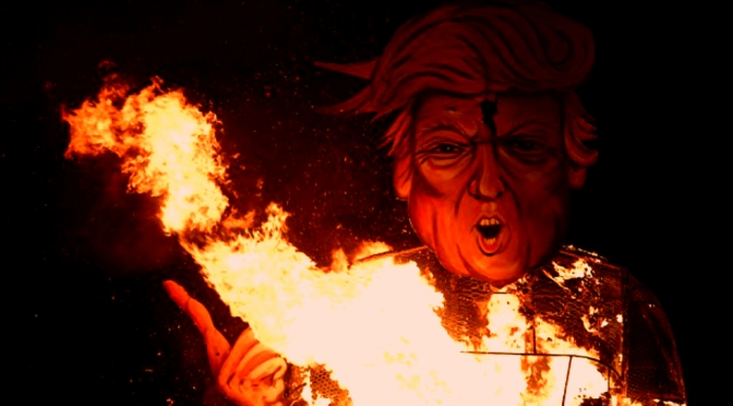 Massive Protests at Trump's Inauguration Aim to Set a Tone of Resistance for the Coming Years
