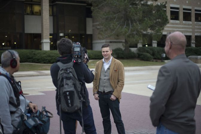 Richard Spencer is Still Planning on Coming to Auburn University on April 18th, Even Though He Has Been Denied