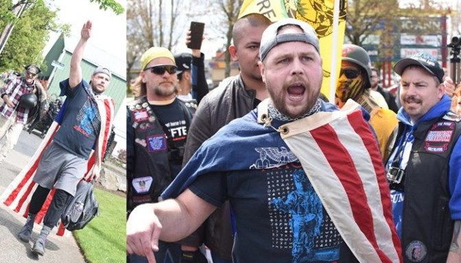 Letter to the Patriot Militias: The Alt Right Murders Veterans