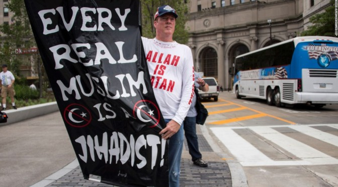 There Is a Nationwide Day of Action Against Muslims on June 10th, and We Need to Stop It