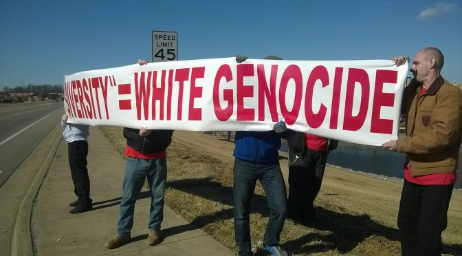 "Confront Augustus Invictus' ""White Genocide"" Event on September 23rd"