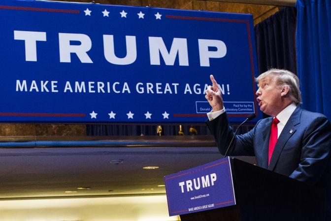 Gangsterism and the Trump State: First Notes