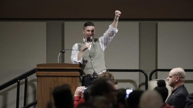 These Are the Colleges Richard Spencer Plans on Visiting Next