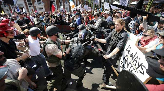 How the Alt Right Was Decimated After Charlottesville