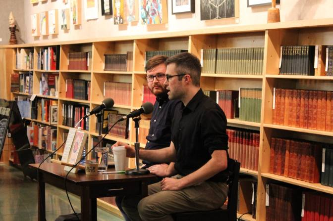 Mark Bray and Shane Burley Talk Antifascist History and Organizing [VIDEO]