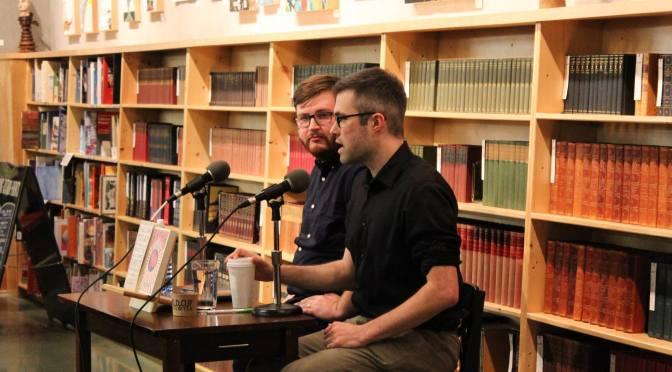 Mark Bray and Shane Burley Talk Antifascist History and Organizing [VIDEO]