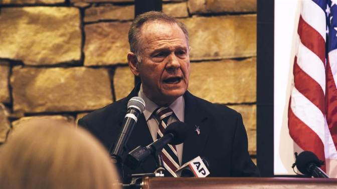 Roy Moore's Systemic Danger to Democracy