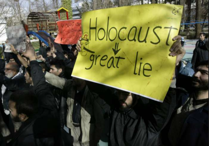 A World of Lies: Understanding and Refuting Holocaust Denial