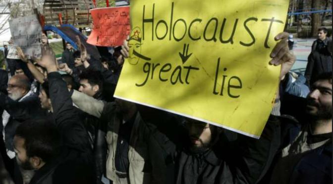 A World of Lies: Understanding and Refuting Holocaust Denial