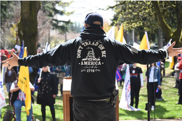 Patriot Prayer Releases Their Rally Info, Meeting at Waterfront and Canceling Berkeley Rally