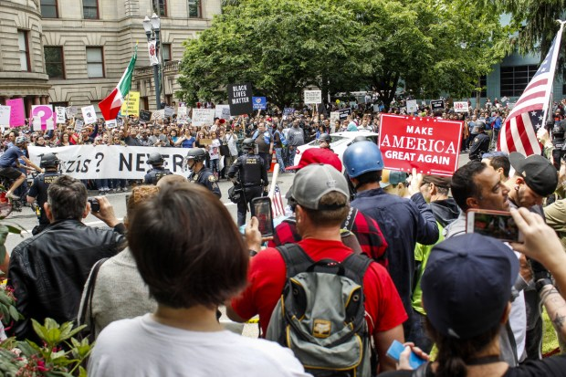#AllOutPDX Against Patriot Prayer on August 4th: What You Need to Know