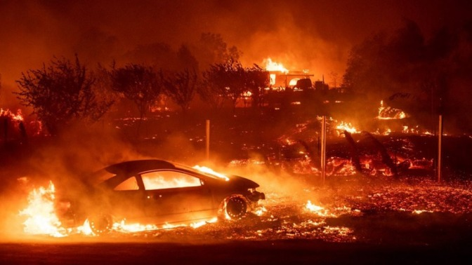 Donate to Support North Valley Mutual Aid, Doing Direct Support and Organizing For Communities Devastated by the Wildfires