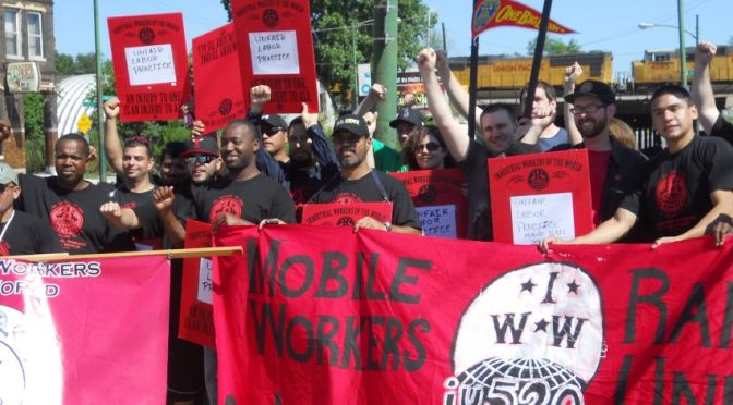 Militancy in the Workplace: Interview With IWW Organizer Doug Geisler Pt. 2